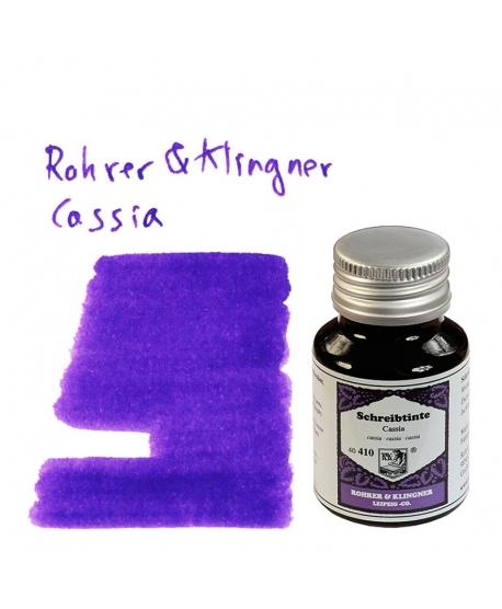 Rohrer & Klingner CASSIA (Bouteille d' encre 50 ml)