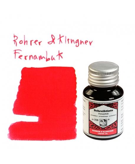 Rohrer & Klingner FERNAMBUK (50 ml bottle of ink)