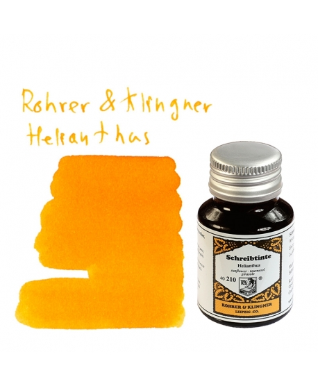 Rohrer & Klingner HELIANTHUS (Tintero 50 ml)