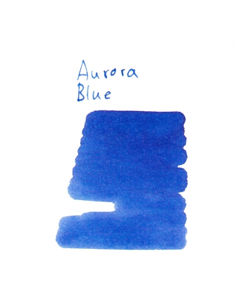 Aurora BLUE (2 ml plastic vial of ink)