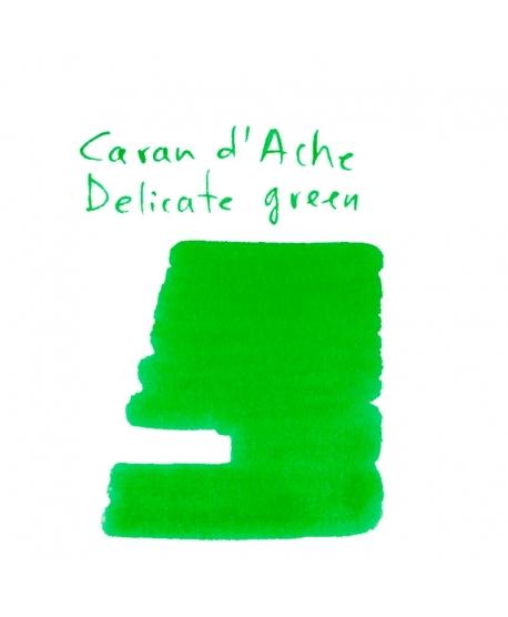 Caran d'Ache DELICATE GREEN (2 ml plastic vial of ink)