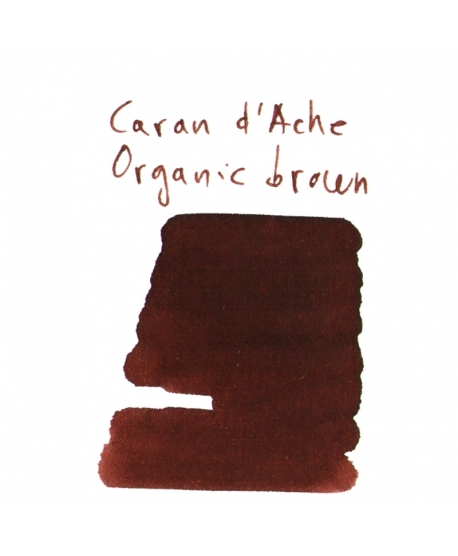 Caran d'Ache ORGANIC BROWN (2 ml plastic vial of ink)