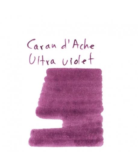 Caran d'Ache ULTRA VIOLET (2 ml plastic vial of ink)