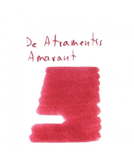 De Atramentis AMARANT (2 ml plastic vial of ink)