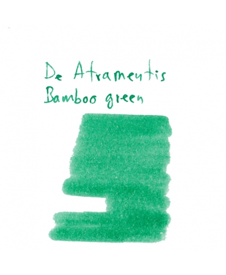 De Atramentis BAMBOO GREEN (Vial 2 ml)