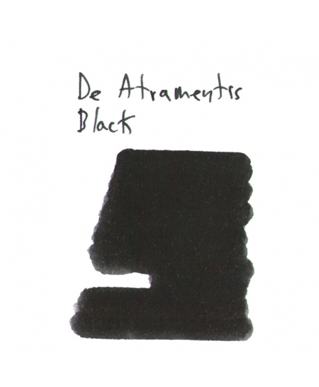 De Atramentis BLACK (Vial 2 ml)