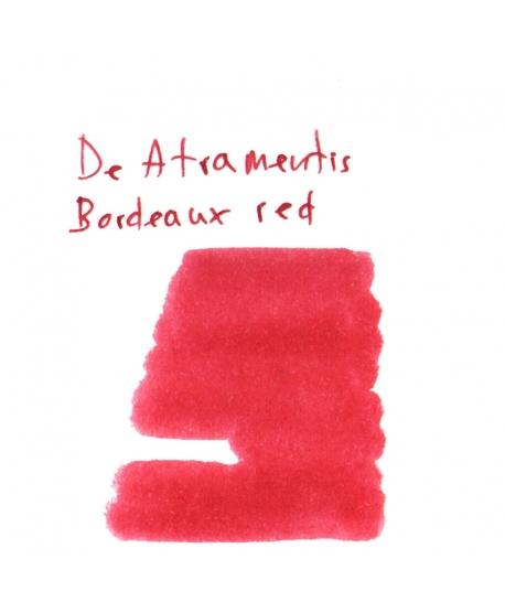 De Atramentis BORDEAUX RED (Flacon 2 ml)