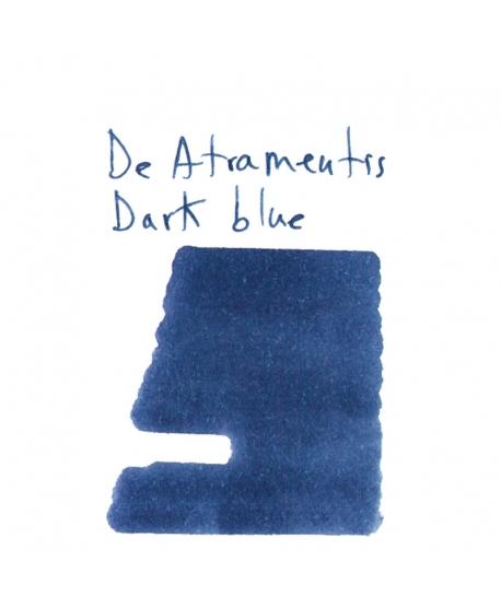 De Atramentis DARK BLUE (Vial 2 ml)