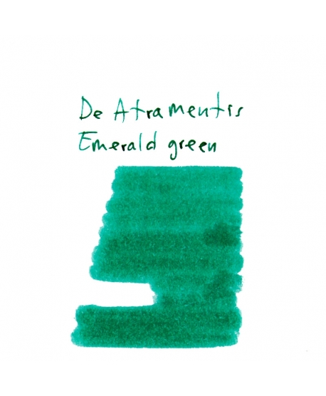 De Atramentis EMERALD GREEN (Vial 2 ml)