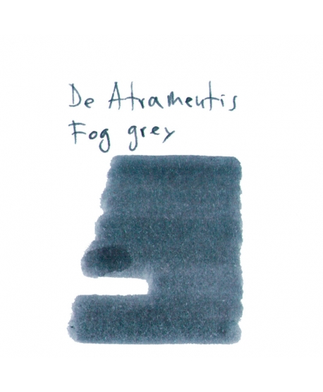 De Atramentis FOG GREY (Vial 2 ml)