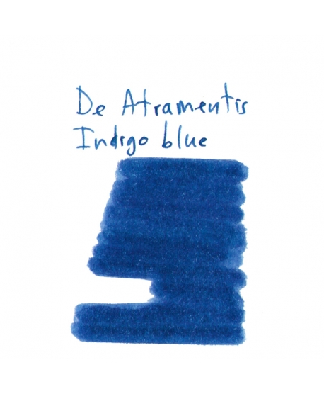 De Atramentis INDIGO BLUE (Vial 2 ml)