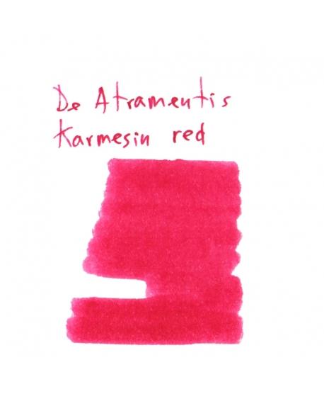De Atramentis KARMESIN RED (Vial 2 ml)