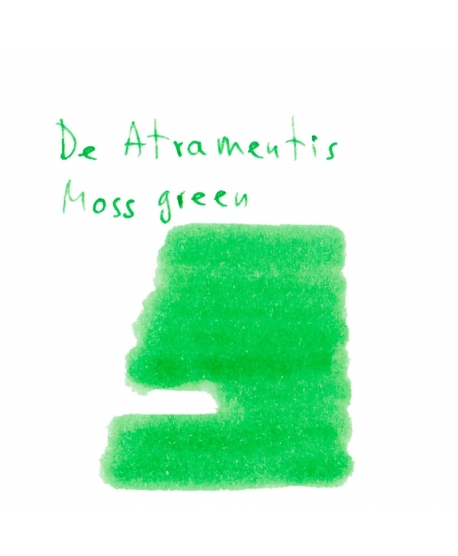 De Atramentis MOSS GREEN (Vial 2 ml)