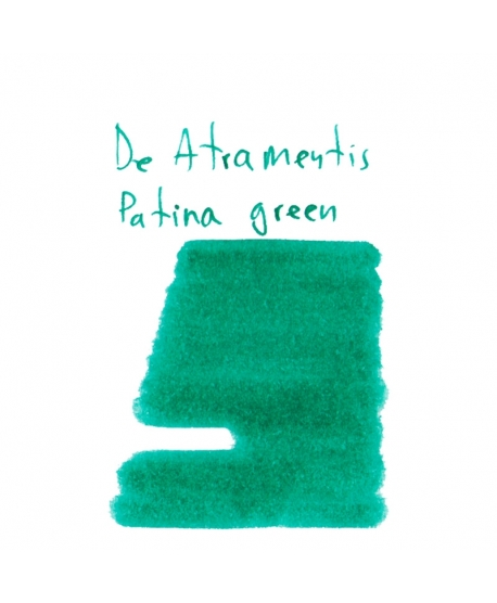 De Atramentis PATINA GREEN (Vial 2 ml)