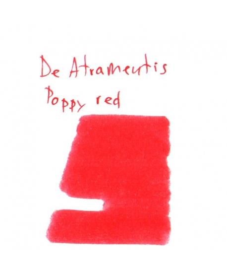 De Atramentis POPPY RED (Vial 2 ml)