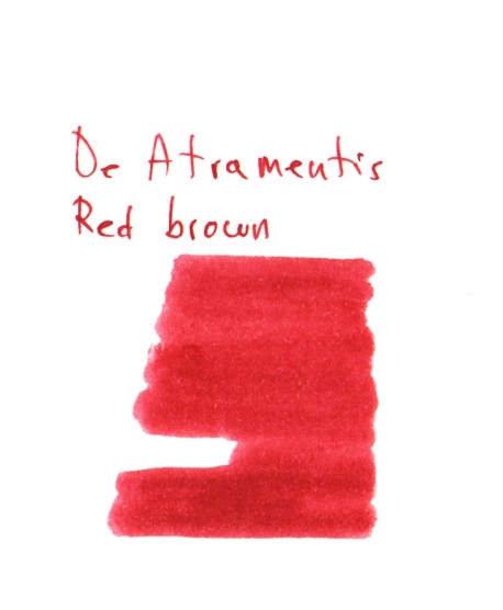 De Atramentis RED BROWN (Flacon 2 ml)