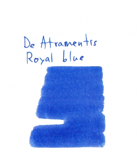 De Atramentis ROYAL BLUE (Flacon 2 ml)