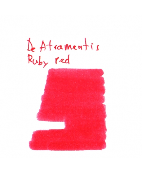 De Atramentis RUBY RED (Vial 2 ml)