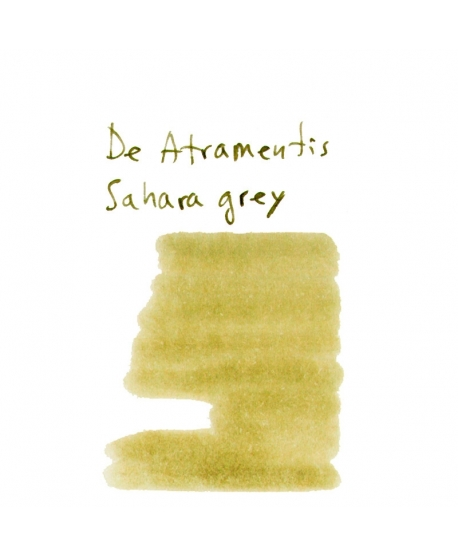 De Atramentis SAHARA GREY (Vial 2 ml)
