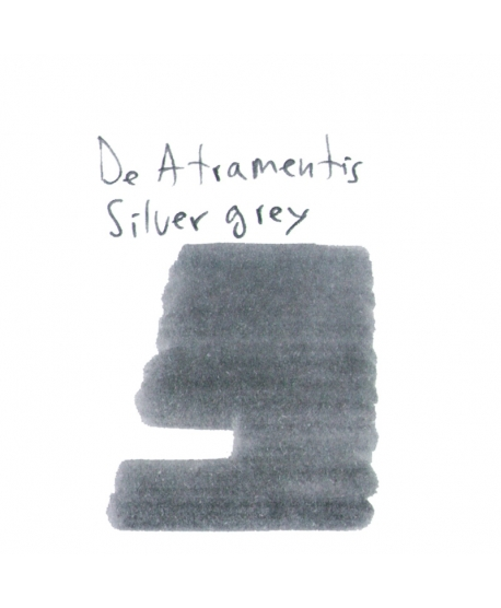De Atramentis SILVER GREY (Vial 2 ml)