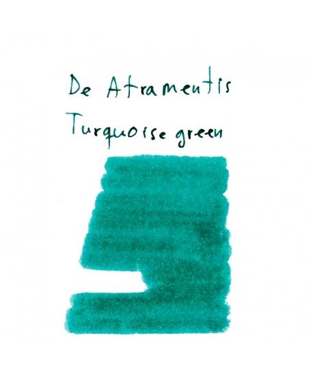 De Atramentis TURQUOISE GREEN (Vial 2 ml)