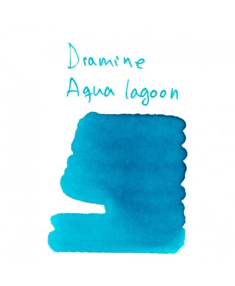 Diamine AQUA LAGOON (2 ml plastic vial of ink)