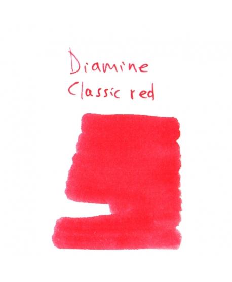 Diamine CLASSIC RED (2 ml plastic vial of ink)