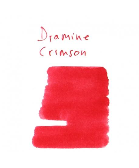 Diamine CRIMSON (2 ml plastic vial of ink)