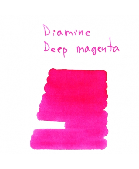 Diamine DEEP MAGENTA (2 ml plastic vial of ink)
