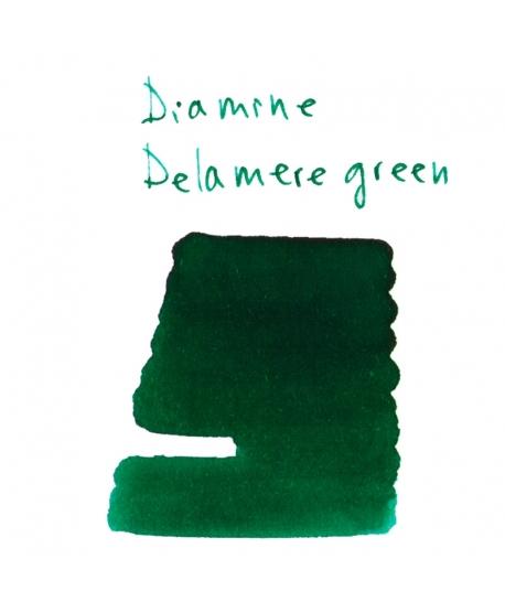Diamine DELAMERE GREEN (2 ml plastic vial of ink)
