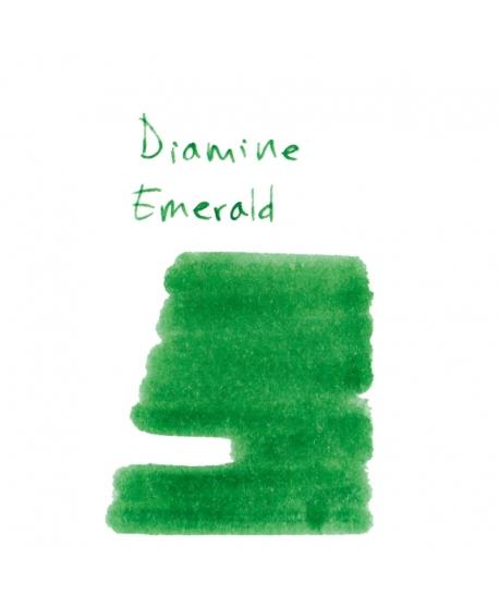Diamine EMERALD (2 ml plastic vial of ink)