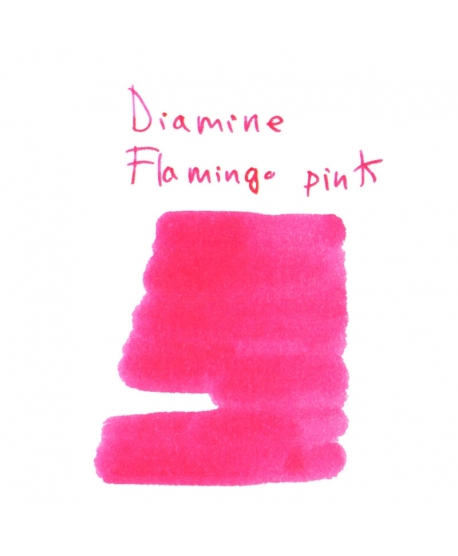 Diamine FLAMINGO PINK (2 ml plastic vial of ink)