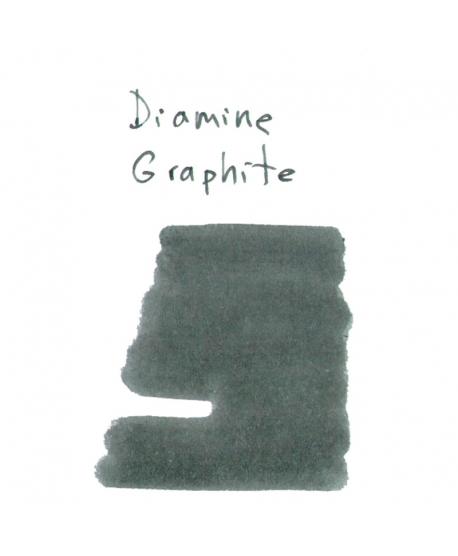 Diamine GRAPHITE (2 ml plastic vial of ink)