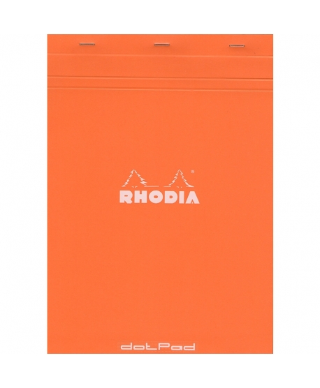 Rhodia Dot pad A4 Orange