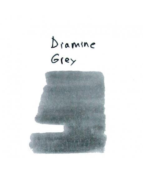 Diamine GREY (2 ml plastic vial of ink)