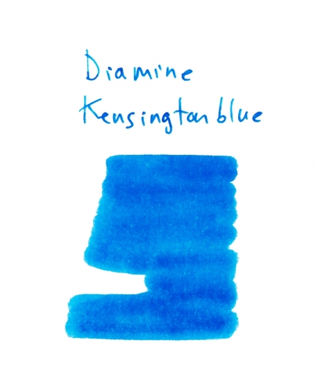 Diamine KENSINGTON BLUE (2 ml plastic vial of ink)