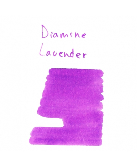 Diamine LAVENDER (2 ml plastic vial of ink)
