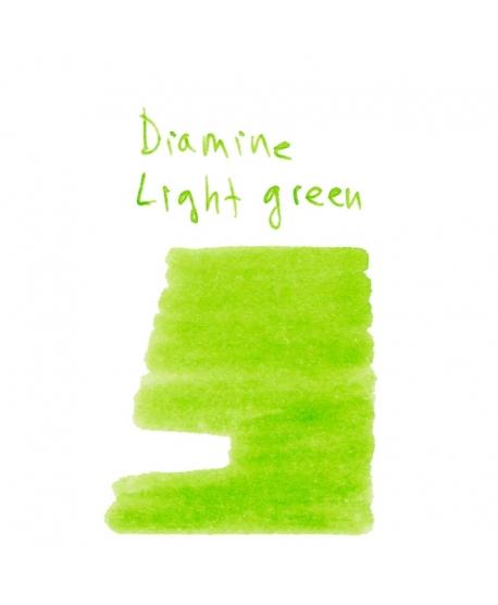 Diamine LIGHT GREEN (2 ml plastic vial of ink)