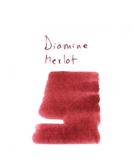 Diamine MERLOT (2 ml plastic vial of ink)