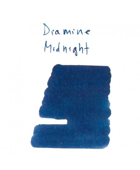 Diamine MIDNIGHT (2 ml plastic vial of ink)