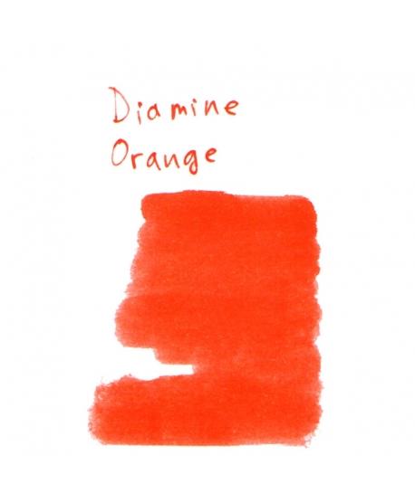 Diamine ORANGE (2 ml plastic vial of ink)