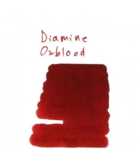 Diamine OXBLOOD (2 ml plastic vial of ink)