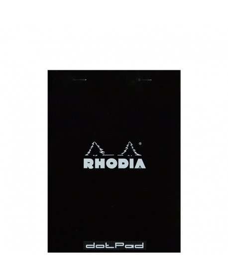 Rhodia Dot pad A5 Black