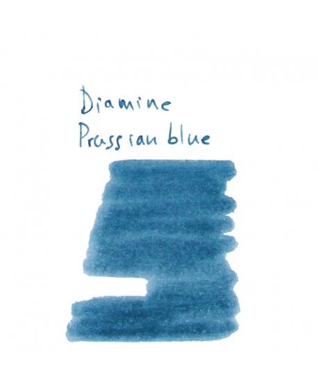Diamine PRUSSIAN BLUE (2 ml plastic vial of ink)
