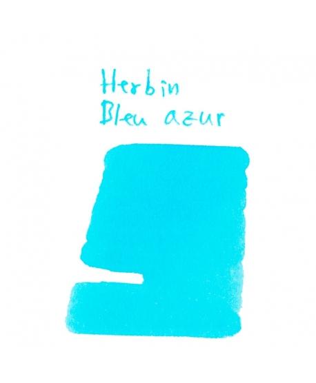Herbin BLEU AZUR (2 ml plastic vial of ink)