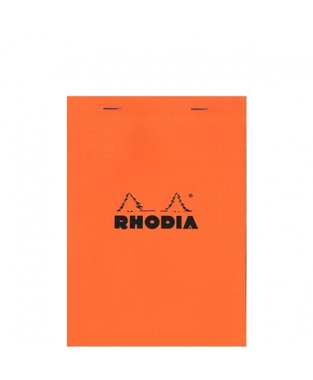 Rhodia n.º 16 Bloc A5 Orange squared 5x5