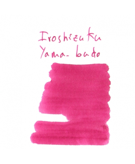 Pilot Iroshizuku YAMA-BUDO (2 ml plastic vial of ink)