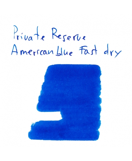 Private Reserve AMERICAN BLUE FAST DRY (2 ml plastic vial of ink)