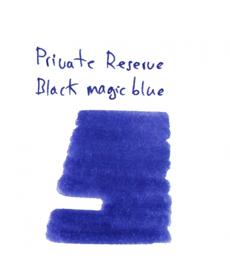 Private Reserve BLACK MAGIC BLUE (2 ml plastic vial of ink)