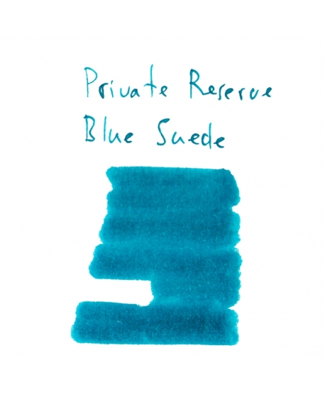 Private Reserve BLUE SUEDE (2 ml plastic vial of ink)